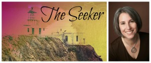 Sign up for my newsletter - The Seeker