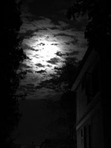 Dance under the full moon