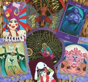 Divine fem cards